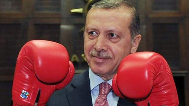 Recep Tayyip Erdogan,  Ankara, juin 2012 | Crédits photo -- AP