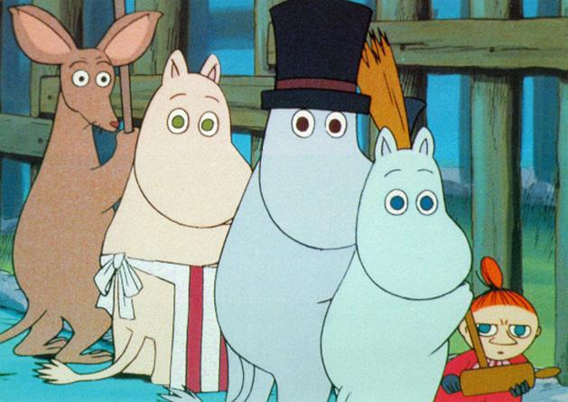 © Moomin Characters
