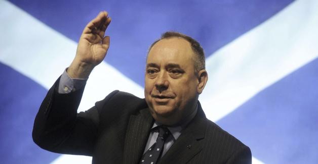 Le Premier ministre écossais, Alex Salmond | © AFP