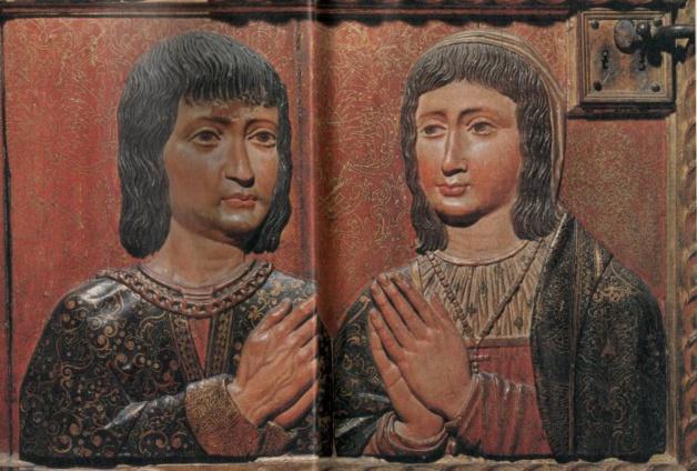 Isabelle de Castille et Ferdinand d'Aragon, musée du Prado, Madrid. -- Crédit DR