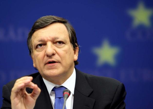 José Manuel Barroso -- Crédit DR