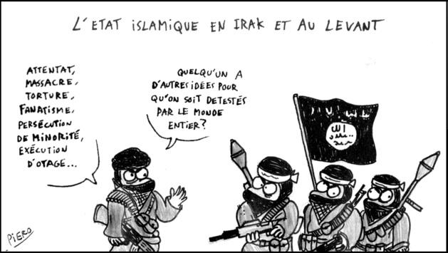 L'Etat islamique en Irak et au levant