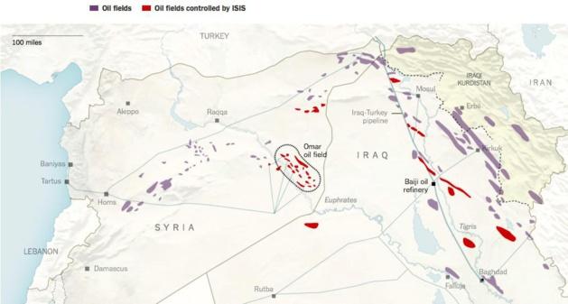 Brookings Doha Center; Caerus Associates; Energy Information Administration; International Energy Agency; Iraq Oil Report; Platts via the New York Times