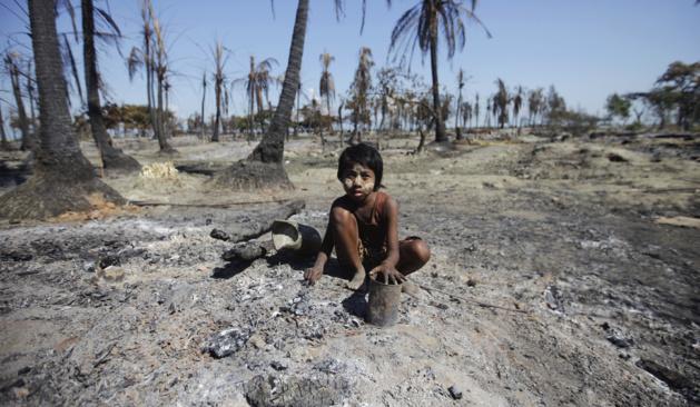 Crédit Soe Zeya Tun/Reuters
