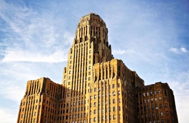 Buffalo City Hall - Crédit Mathilde Grenod