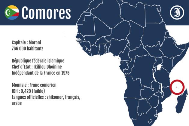 Comores : l'élection du président de l'Assemblée contestée