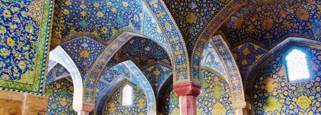 Mosquée du chah Isfahan - crédit Regimantas Dannys