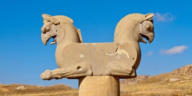 Persépolis - crédit Regimantas Dannys