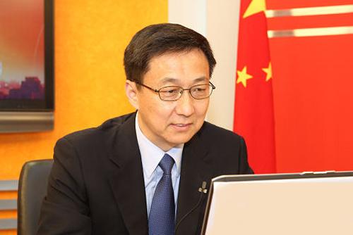 Han Zheng Maire de Shanghai est à l'origine de cette nouvelle règle - Crédit DR