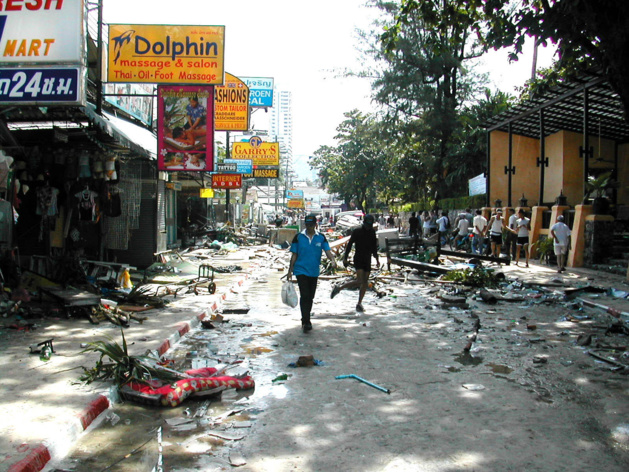 La région de Phuket est régulièrement touchée par les séismes. Crédit AP Images
