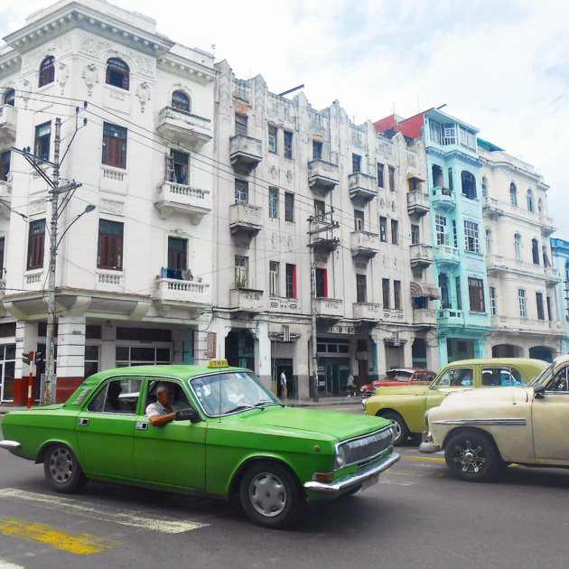 La Havane - Virginie Urios