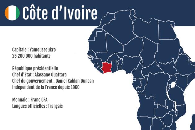 Côte d'Ivoire : ouverture du procès du neuf officiers ivoiriens