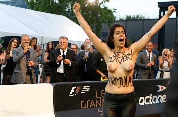 Crédit Femen