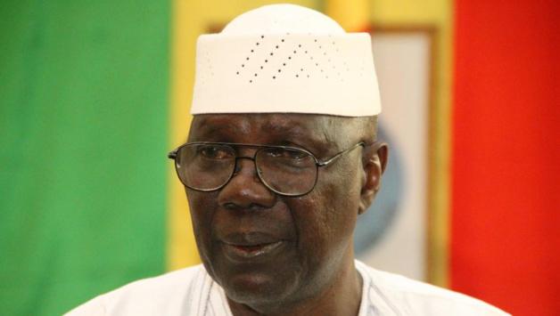 Le Premier ministre Modibo Keïta - Crédit : AFP Photos / HABIBOU KOUYATE