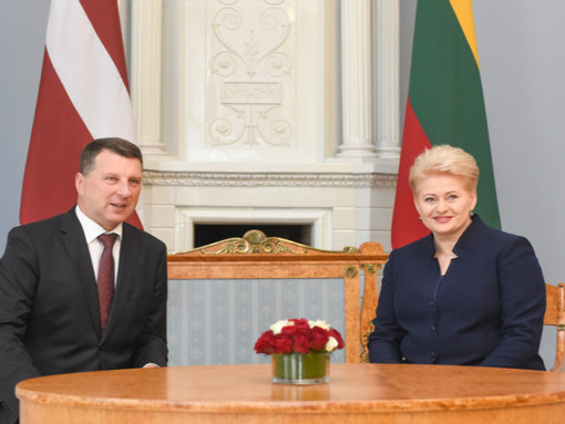 Crédit : President of the Republic of Lithuania