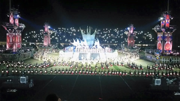 Crédit : Fédération d'Athlétisme de Polynésie française