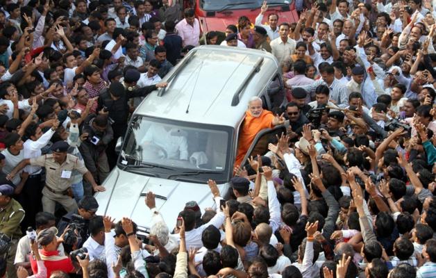 Inde : le personnage Modi (1/2)