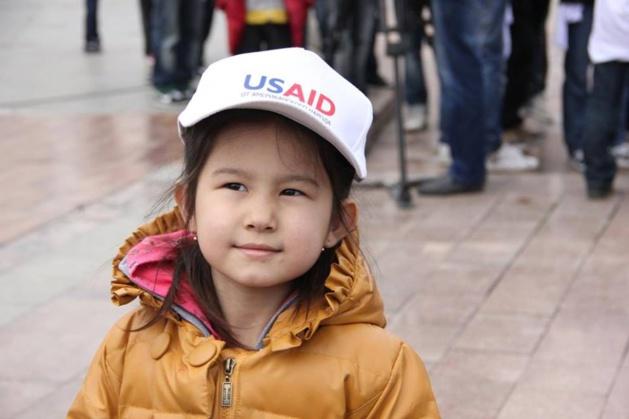 Assistance américaine dans le domaine de la santé. Crédit USAID