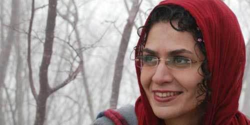 Bahareh Hedayat. Crédits Free Bahareh Hedayat