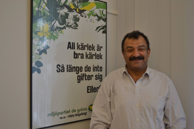 Nasser Mosleh - Crédit Ophélie Marillot