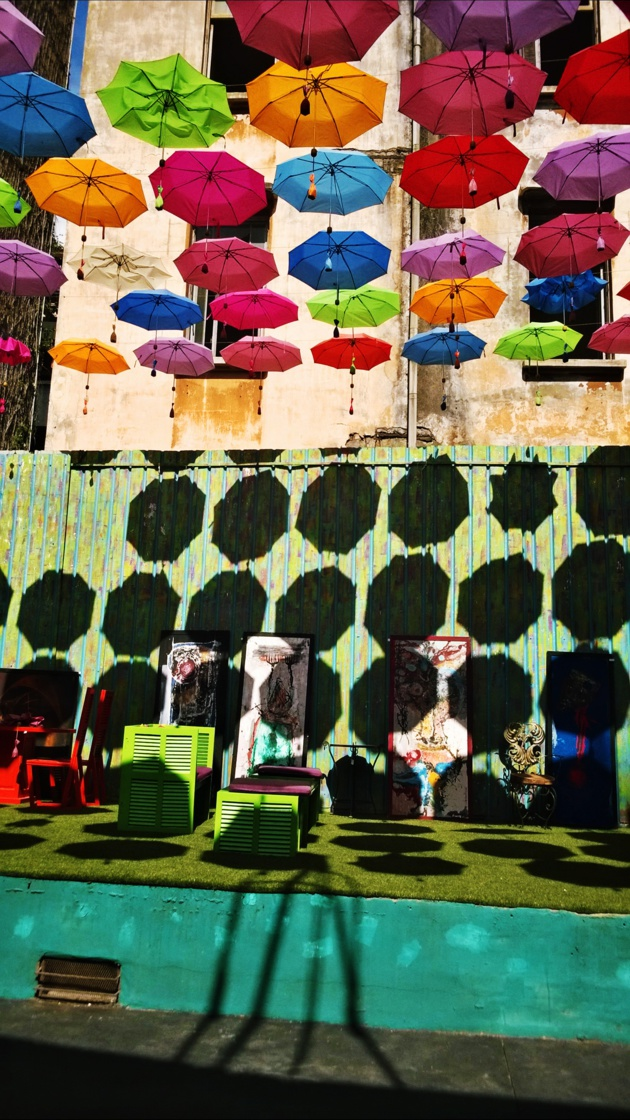 Musée d'art contemporain à Hamra - Crédit Salomé Ietter