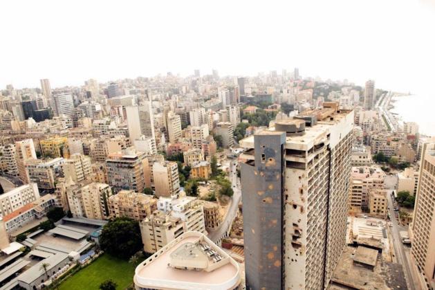 Holiday Inn, Beirut. Créditos Jason Florio