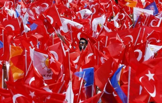 Crédit Umit Bektas. Reuters