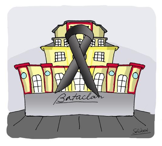 Paris : Massacre au Bataclan
