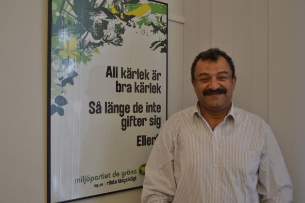Nasser Mosleh - Fonte Ophélie Marillot