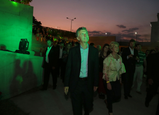 Mauricio Macri, le 6 novembre 2015. Crédit Maria Ines Ghiglione (licence CC BY-ND 2.0).