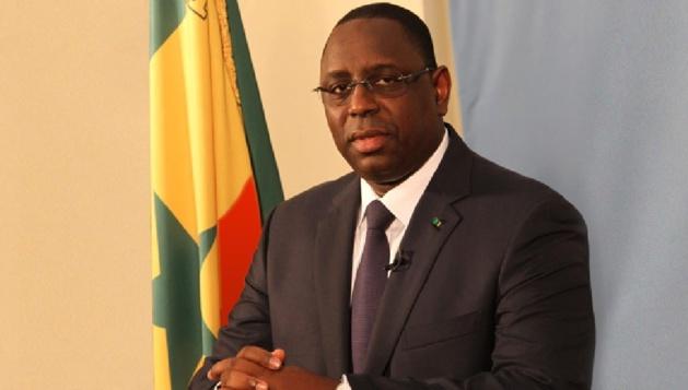 Macky Sall, chef d'État du Sénégal et président en exercice de la CEDEAO © APR-news.fr