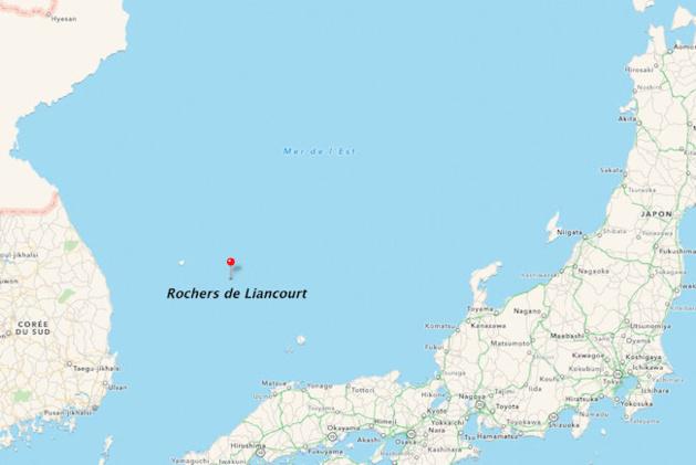 Capture d'écran de Google Maps.