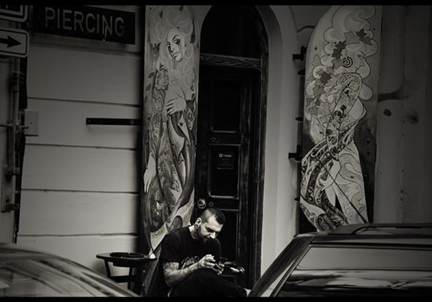 Gita a Praga