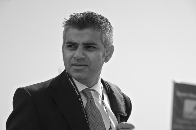 Sadiq Khan, alors député, le 27 septembre 2009. Crédit : Steve Punter