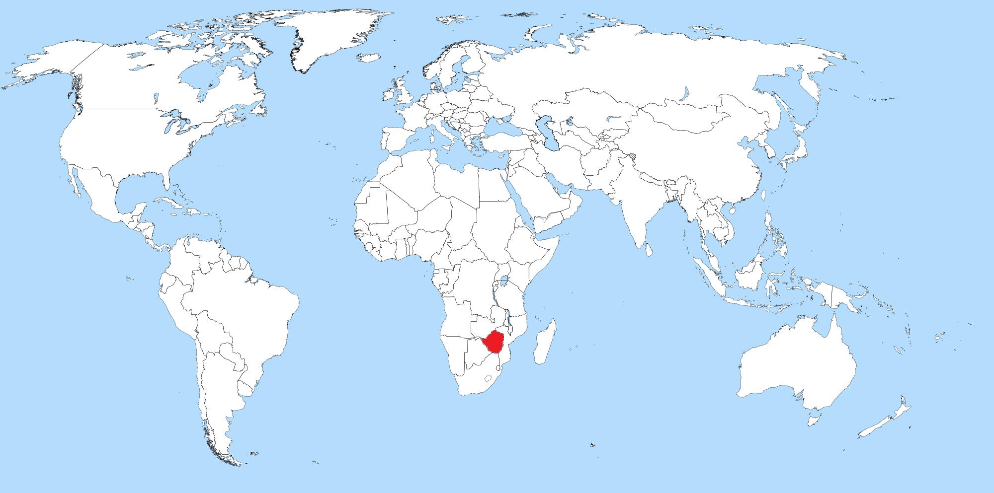 Zimbabwe : une manifestation contre le gouvernement sévèrement réprimée