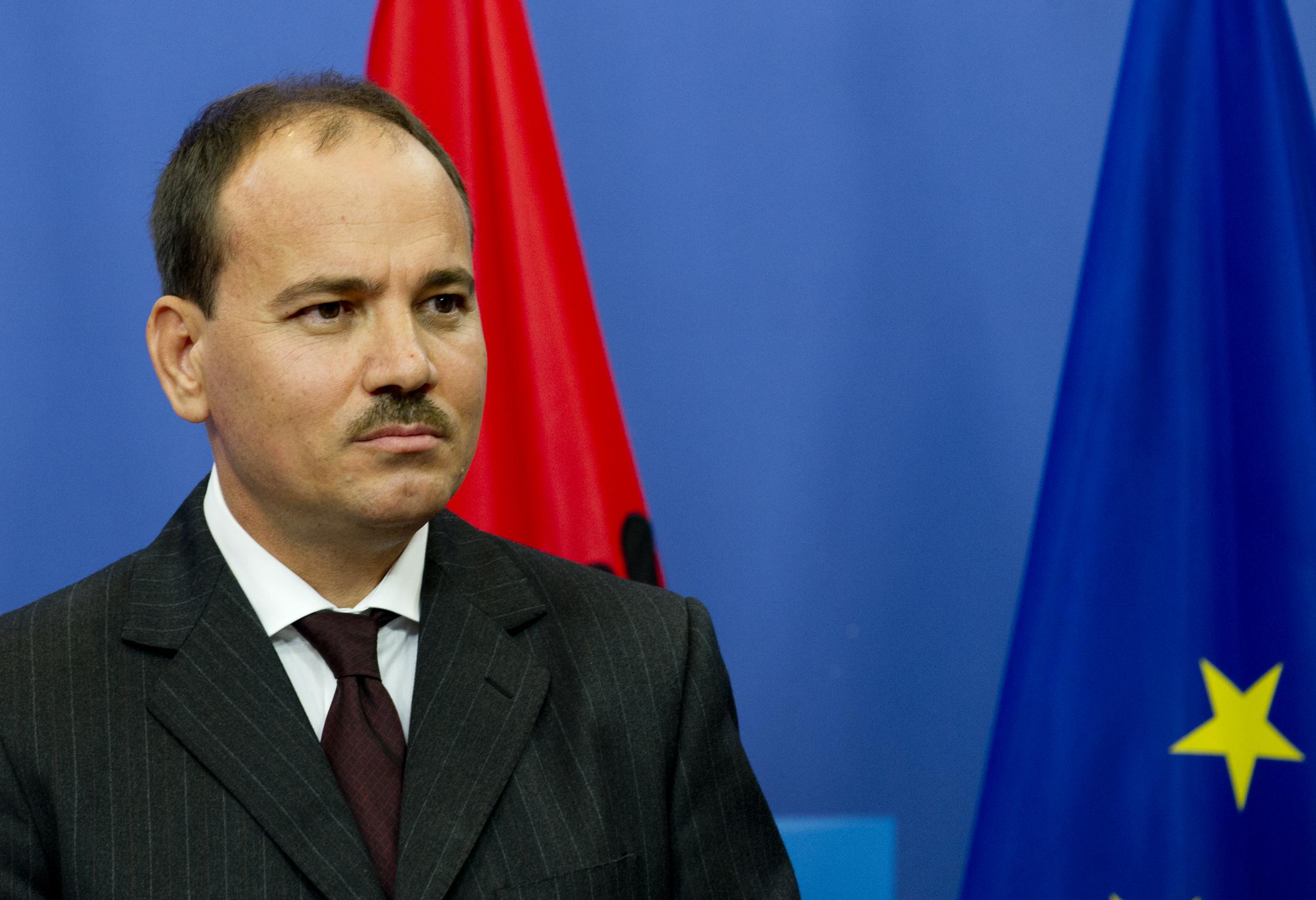 Le président albanais Bujar Nishani   Crédits photo -- The Council of the European Union