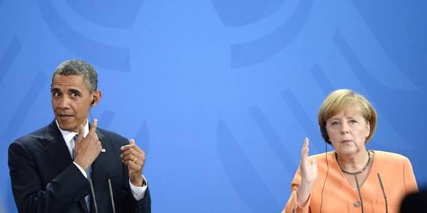 Crédits photo -- JOHANNES EISELE / AFP