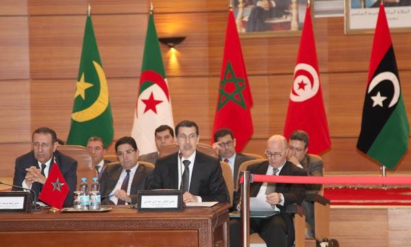 31ème session du Conseil des ministres des Affaires étrangères de l'UMA à Rabat | Crédits photo -- MAP