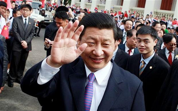Xi Jiping   Crédits Photo -- AFP