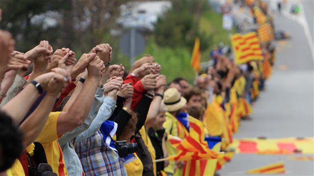 Voie catalane | Crédits Photo -- DR