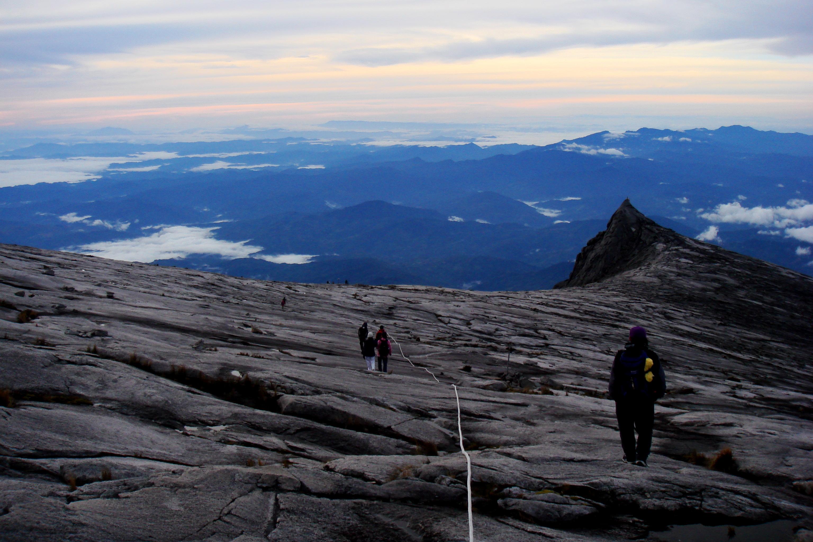 Le mont Kinabalu à Bornéo | Crédits photo -- Mathilde Tarif/ Le Journal International