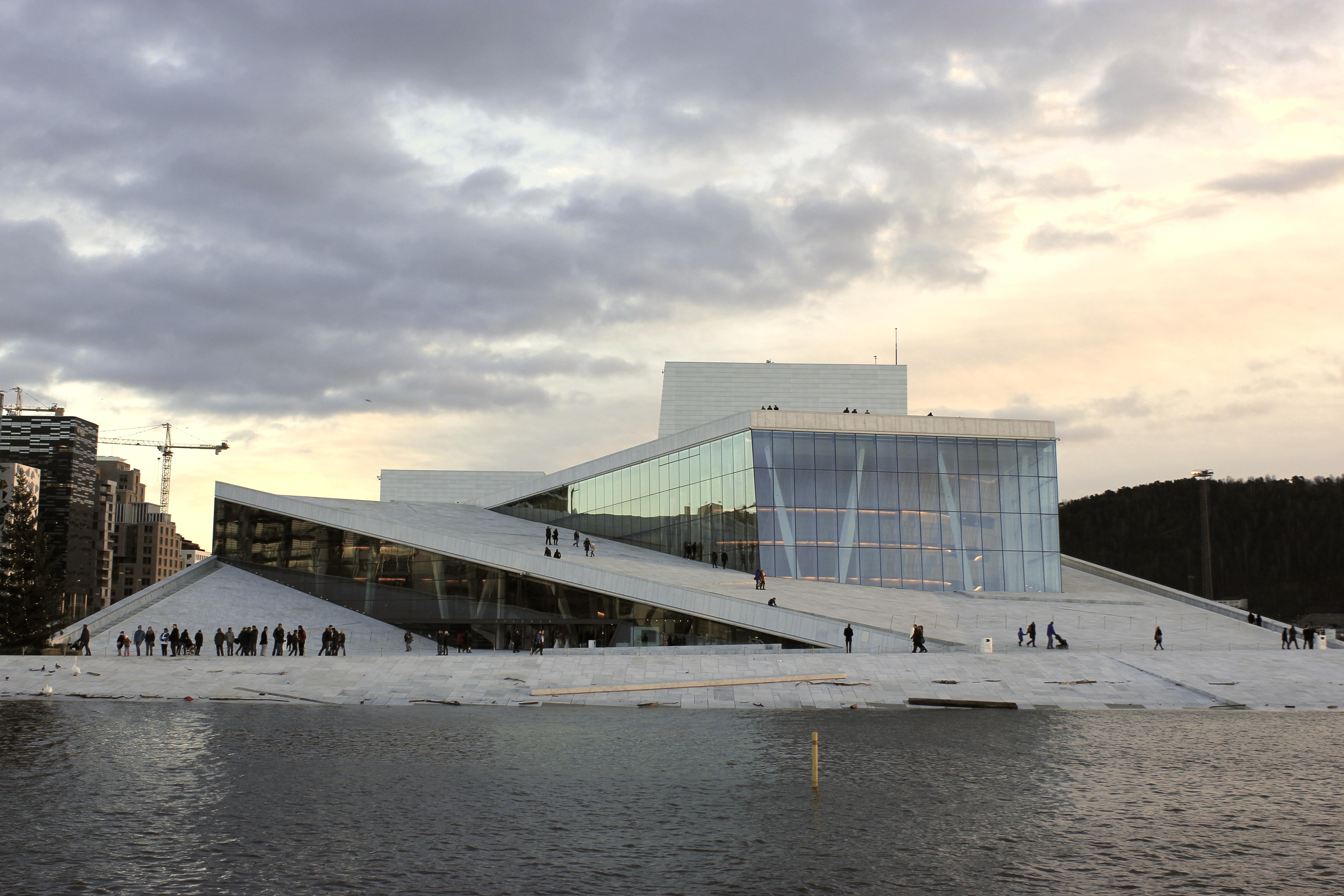 Opéra d'Oslo | Baptiste Goursaud