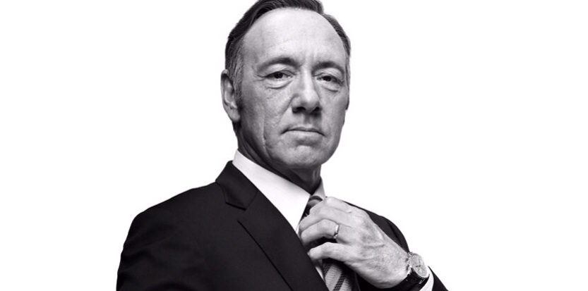 Kevin Spacey (House of cards) Crédits Photo -- Sony Pictures