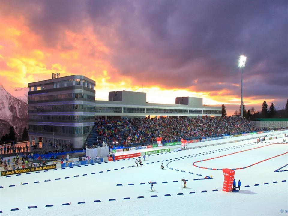 Complexe de ski de fond et de biathlon «Laura» | Crédits Photo -- Sotchi 2014 Winter Games