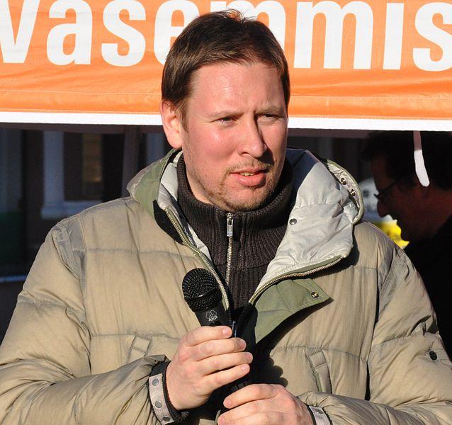 Paavo Arhinmäki |  © Soppakanuuna