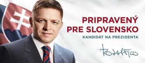Slovaquie : Robert Fico candidat à la présidence