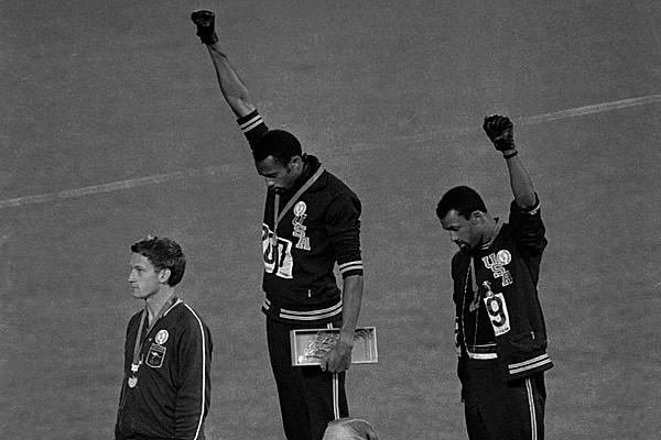 Le mythe de l'apolitisme du sport est-il toujours d'actualité ?