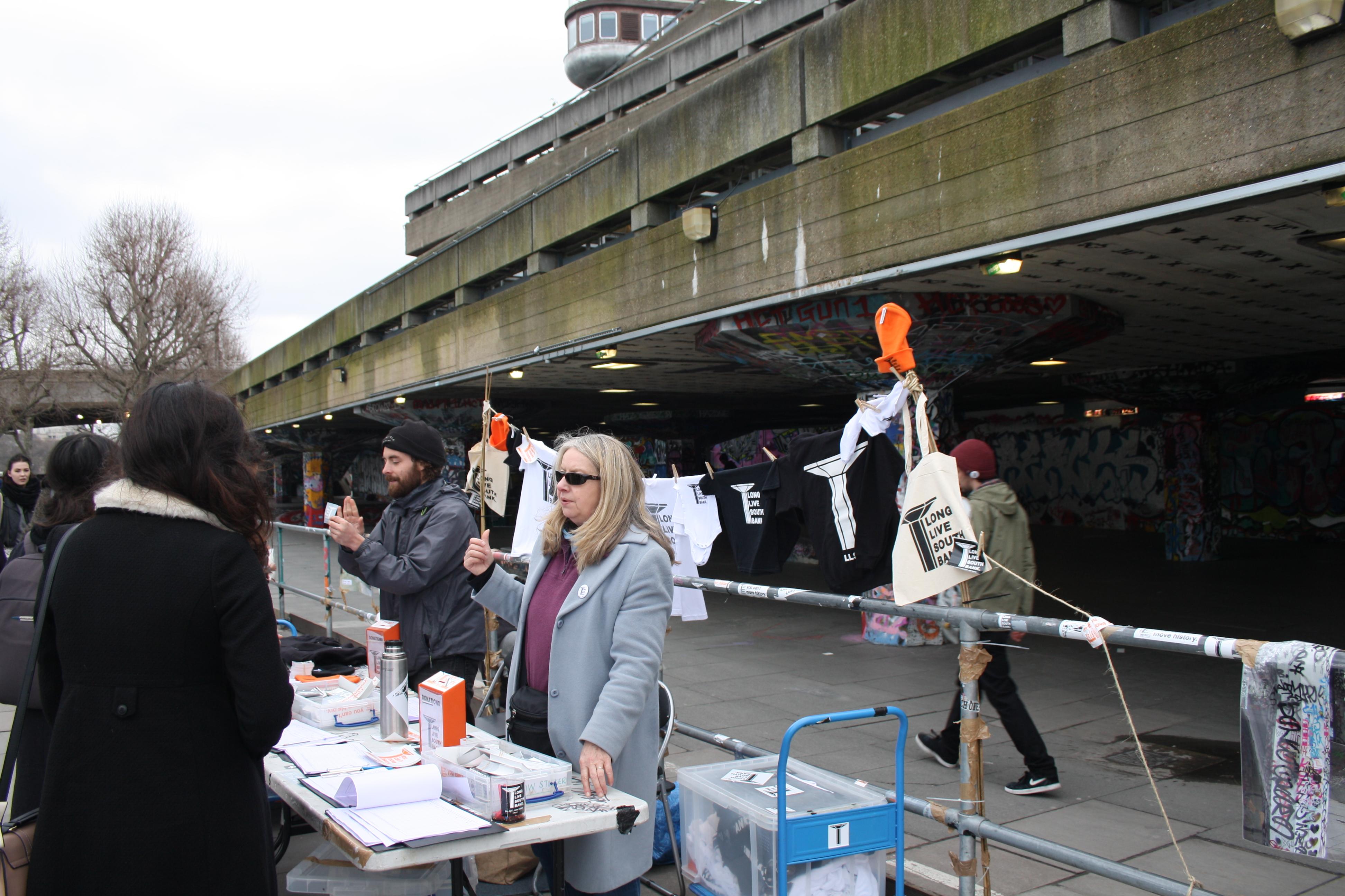 À Londres, bilan d'un an de campagne pour sauver l'Undercroft