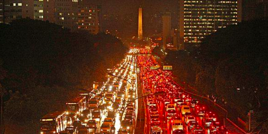 O país dos carros