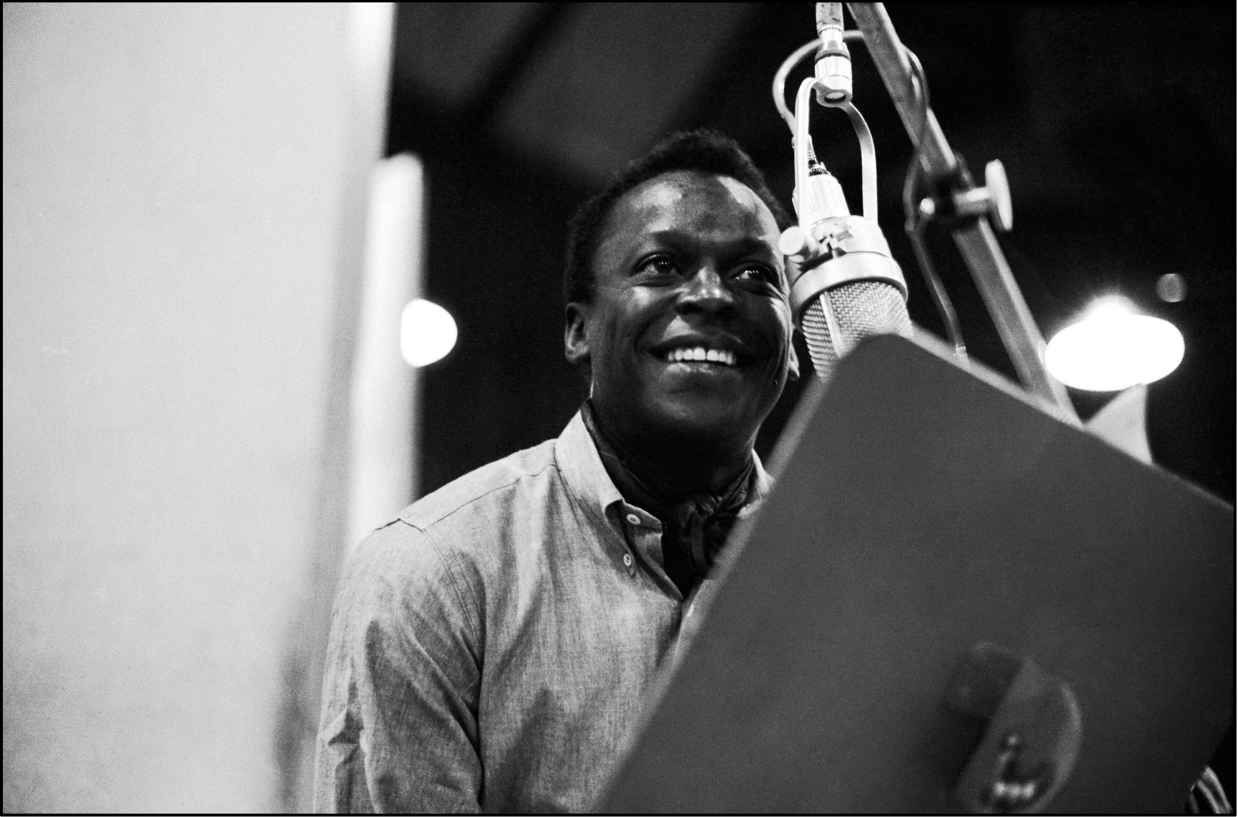 Miles Davis, Kind of Blue Sessions, 1959. Don Hunstein © Sony BMG Entertainment